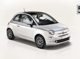 Új Fiat 500 Dolcevita