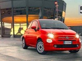 Új Fiat 500 CULT Hybrid